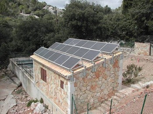 RJ facotry 1kw 2kw 3kw 4kw 5kw Off grid solar panel mounting system
