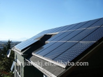 Renjiang grid tied 3kw solar energy home system